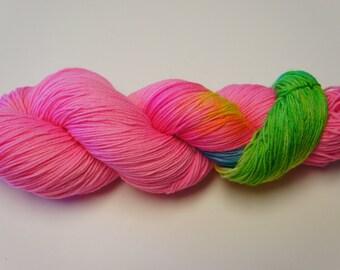 Rainbow Dash on Pixie 100% SW Merino