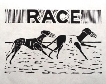 Greyhound Race