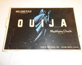 1940s Ouija Talking Board Mystifying Oracle William Fuld