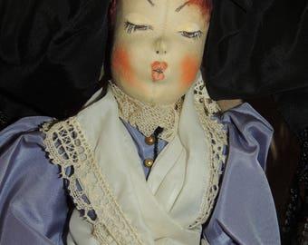 Markgraflerinv Blackforest Hand Created Doll