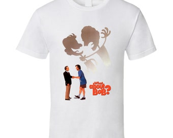 What About Bob Retro 90's Comedy Movie T Shirt