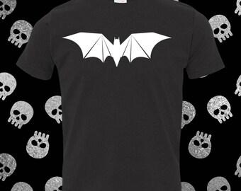 Toddler Halloween Bat Tee