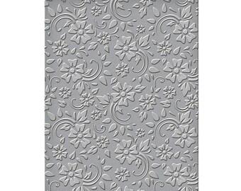 Spellbinders - Embossing Folders - Flowers & Leaves