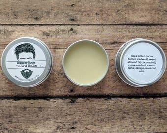 Beard Balm - Beard Grooming Salve - Conditioning Beard Care Gift - Beard Growth Balm  - Beard Cream - Birthday Gift for Boyfriend Husband