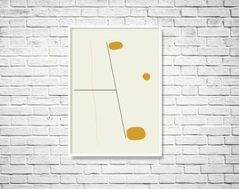 Wall art, giclee print, geometric print, art print, minimalist print, abstract geometric,  modern decor, modern art, home art, geometric art