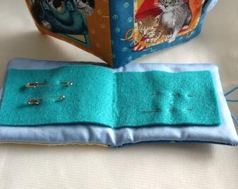 Cats needle case