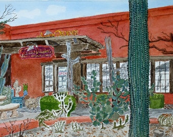 western delights store cave creek Arizona gift shop