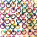 ringos for knitting stitch markers notions rings - FAIRGROUND