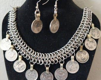 Kuchi Coin Chainmaille set
