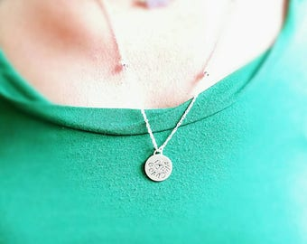 Grandma Necklace - Personalized with Grandchildren's Birthstones - Your Choice of Name, Length & Gemstones