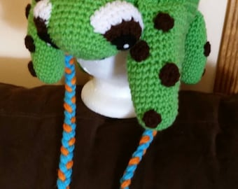 Turtle Hat (toddler/child/adult)
