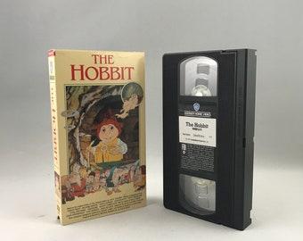 The Hobbit (1991, VHS) by Rankin/BassWarner Home Video