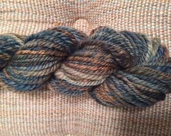 Handspun Polwarth Silk Yarn