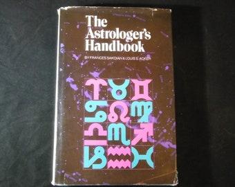 The Astrologers Handbook 1973