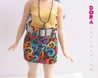 SALE!!!Barbie clothes, 4piece set