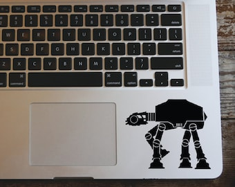 Star Wars AT AT walker vinyl decal sticker