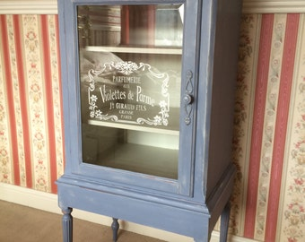 """Vintage """"French Inspired"""" Cupboard"""