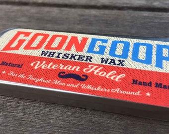 Goon Goop - Whisker Wax (Veteran Hold)