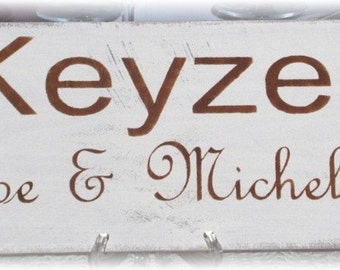 Wedding Sign Custom Your Names And Wedding Date Photo Prop