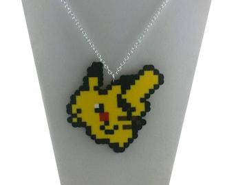 Pikachu Necklace - Pokemon Necklace - Pikachu Jewelry - Pokemon Jewelry - Pokemon Party Favor - Pikachu Party Favor - Pokemon Wedding