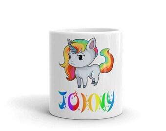 Johny Unicorn Mug
