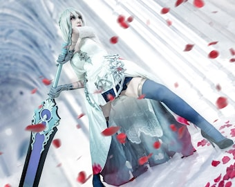 Snow White SINOALICE cosplay print