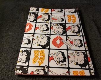 Betty Boop journal