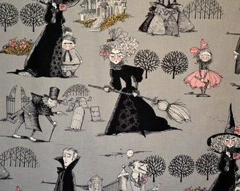 The Ghastlies, Alexander Henry Fabric 2009,By The Yard