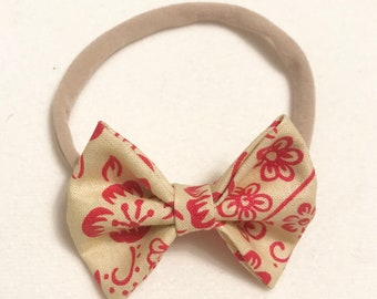 Country bow collection (Yellow)