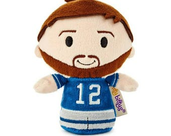 Custom Indianapolis Colts Andrew Luck baby mobile, FREE SHIPPING!!!