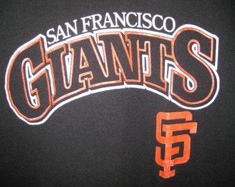 vintage San Francisco Giants baseball t-shirt