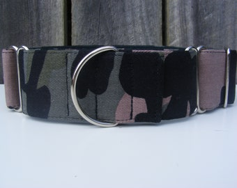 Martingale Dog Collar -Greyhound, Sight hound