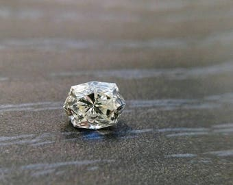 1.06ct I I1 Extremely rare Duchess Cut Diamond 1900s Art Deco Old Cut Vintage DIamond