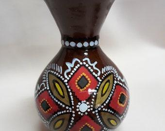 Handmade Macedonian Vase - Highly Unique