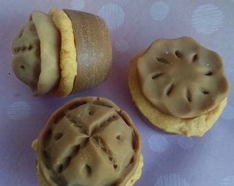 Scented Wax Tarts, Pumpkin Pie Spice, Highly Scented Soy, Hand Poured Handmade, Wickless, Wax For Warmers, Soy Wax, Bakery Scented