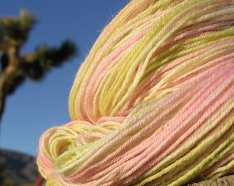Sport Weight Yarn - Suri Alpaca and Merino - Hops Sage