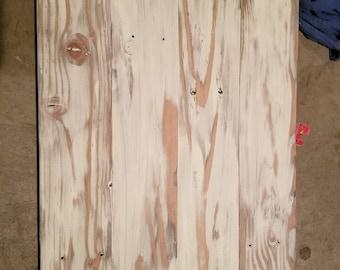 Custom Painted Reclaimed Wood Sign