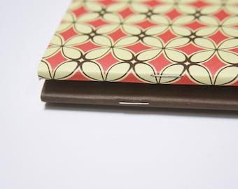 Set of 2 Listers Standard Notebook Inserts . Field Notes Jotter Sketchbook Fall Autumn Travelers Planner Insert Travel Journal Diary Midori