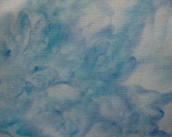 Kaufman sky  prisma dye batik - clearance