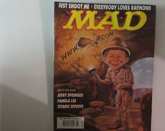 Mad Magazine, August 1998