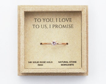 promise ring, gold promise ring, promise ring for her, promise ring for her gold, promise ring for women, promise ring rose gold