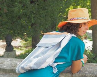 Stylish handy large brim sun hat 4 colours