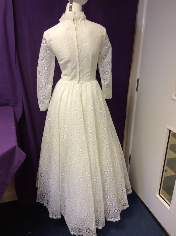 Vintage wedding dress 1950s wedding dress wedding dress