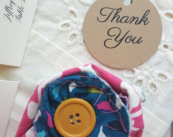 Printed Favor Tags  | Thank You Tags  | Thank You | Printed Favor Tags | Thank You COLLECTION - 100 Tags - Style T04