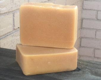 Lemongrass and Cedarwood Soap