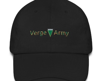 Verge Army Camo Hat