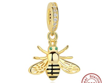 Insect Honey Bee Charm