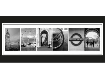 SALE! 10% OFF - London letter alphabet photography print