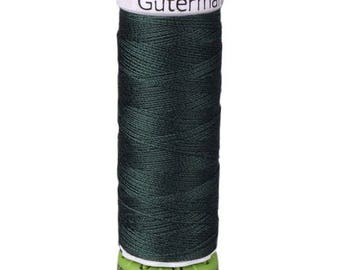 Spectra Green Gutermann Recycled Polyester Thread (GT472)