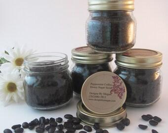 Coffee Honey Sugar Scrub
